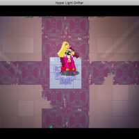 Hyper Light Drifter 北のボス