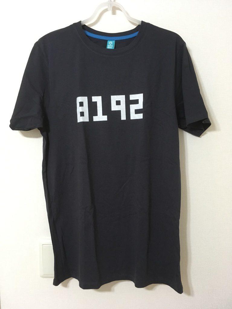 8192Tシャツ