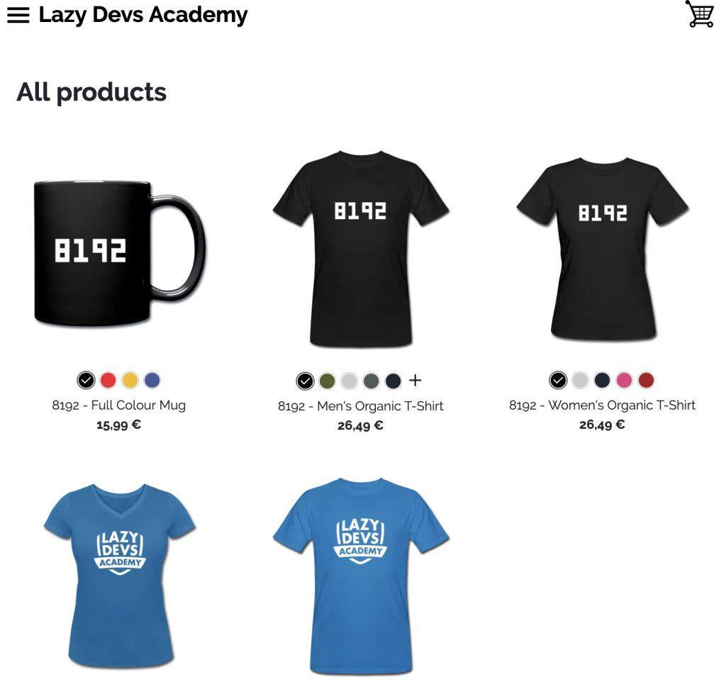 Lazy Devs Academy