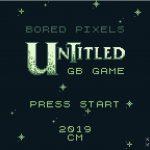 GB Studio UNTITLED GB GAME