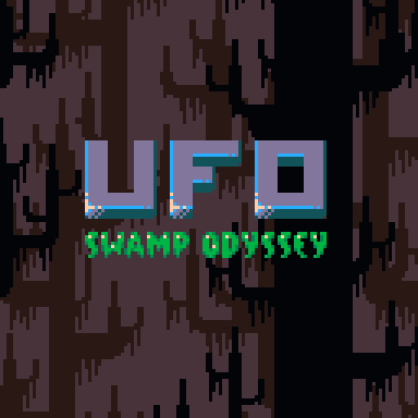 UFO Swamp Odyssey タイトル