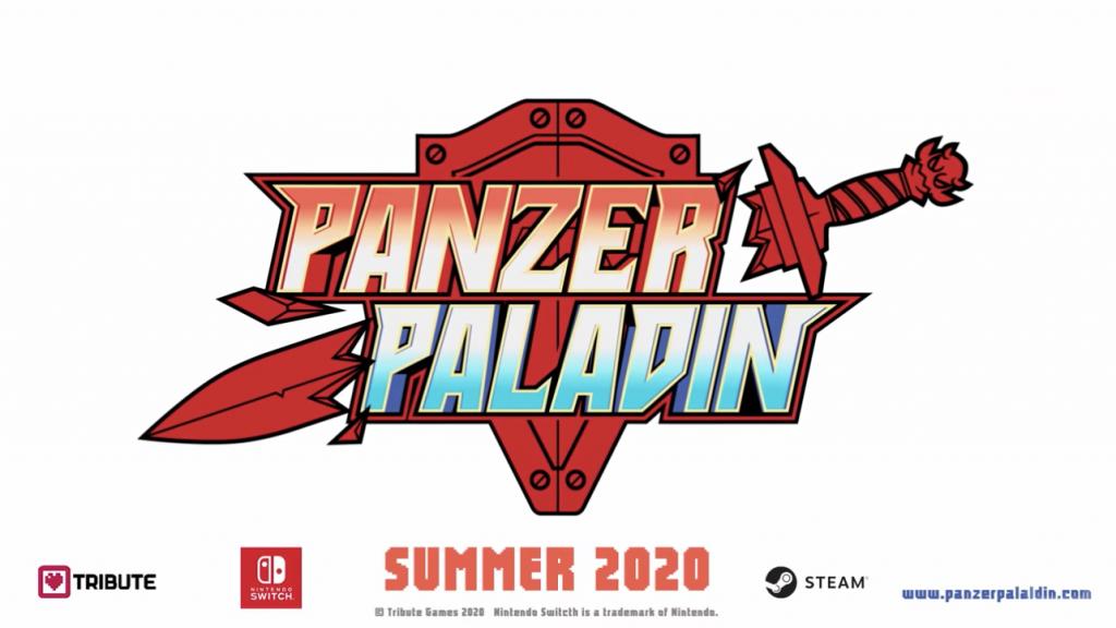 PANZER PALADIN タイトル