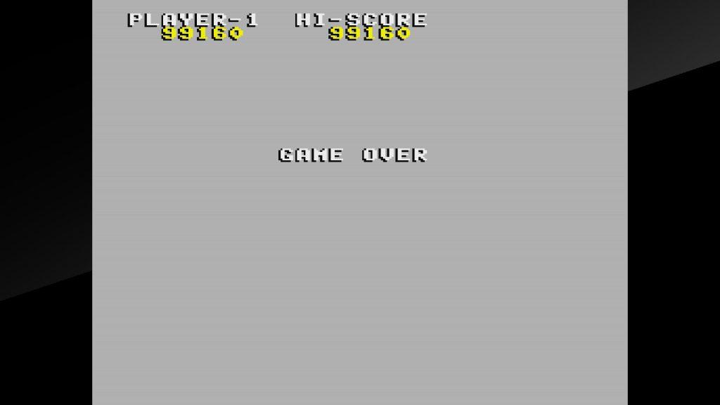 3−2でゲームオーバー!